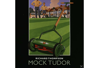 Richard Thompson - Mock Tudor [CD]