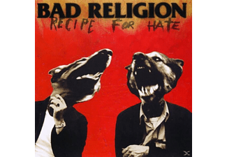 Bad Religion - Recipe For Hate [CD]