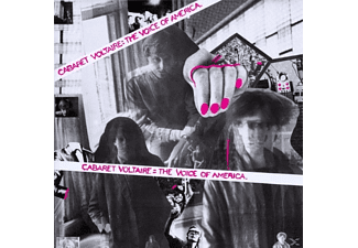 Cabaret Voltaire - The Voice Of America - (CD)