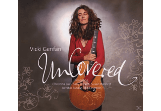 Vicki Genfan - Uncovered - (CD)