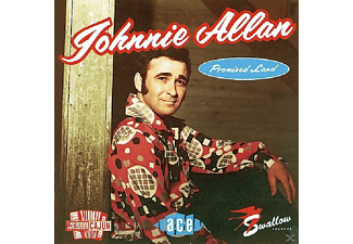 Johnnie Allan - Promised Land - (CD)