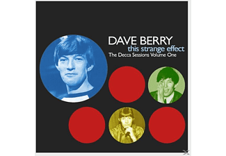 Dave Berry - This Strange Effect: Decca Sessions 1 - (CD)