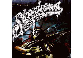 Skarhead - Drugs, Music And Sex - (CD)