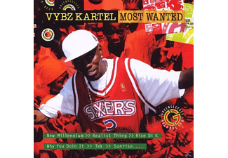 Kartel Vybx - Most Wanted - (CD)