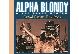 Alpha Blondy - Grand Bassam Zion - (CD)
