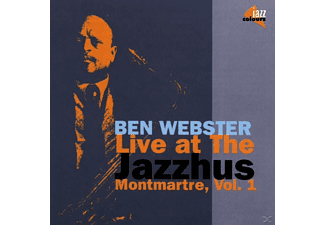 Ben Webster - Live At Jazzhus - (CD)