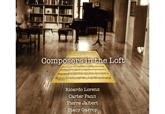 Freer Ying - Composers in the Loft - (CD)