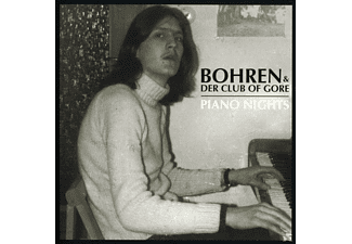 Bohren & Der Club Of Gore - Piano Nights [CD]
