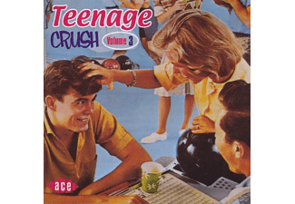 VARIOUS - Teenage Crush Vol.3 - (CD)