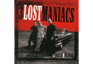 Maniaks, 3 Lost Maniacs - Back4blood - (CD)