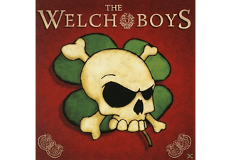 Welch, The Welch Boys - The Welch Boys - (CD)