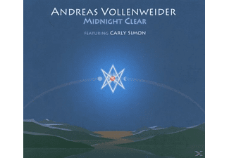 Andreas Vollenweider - Midnight Clear - (CD)