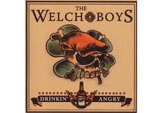 Welch, The Welch Boys - Drinkin' Angry - (CD)