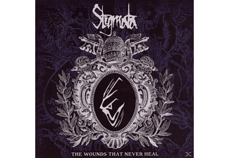 Stigmata - The Wounds That Never Heal - (CD)
