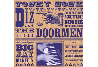 Diz And The Doormen With Big Jay Mcneely - Tonky Honk - (CD)