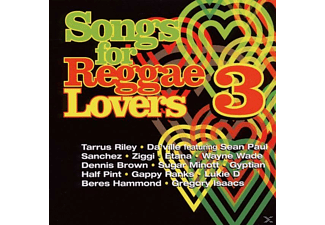 VARIOUS - Songs For Reggae Lovers Vol.3 - (CD)