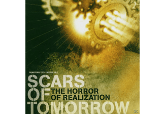 Scars Of Tomorrow - Horror Of Realization - (CD)