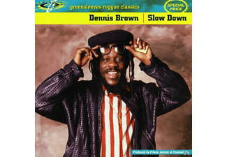 Dennis Brown - Slow Down - (CD)