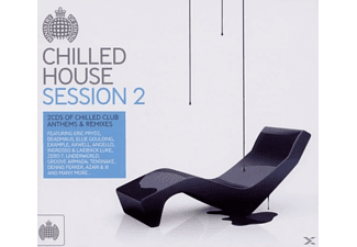 VARIOUS - Chilled House Session 2 [CD]