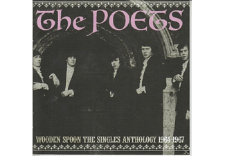 The Poets - Wooden Spoon (Singles Anthology 64-67) - (CD)