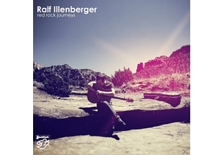Ralf Illenberger - Red Rock Journeys [CD]