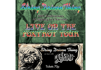 String Driven Thing - Live On The Foxtrot Tour [CD]