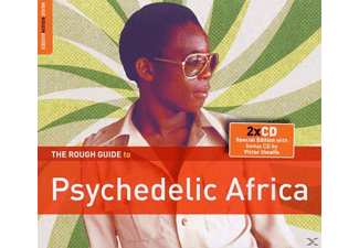 VARIOUS - Rough Guide: Psychedelic Africa (+ Bonus CD) - (CD + Bonus-CD)