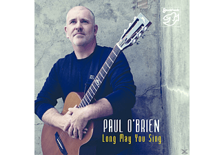 Paul O'brien - Long May You Sing - (SACD Hybrid)