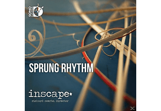 Richard Inscape/scerbo - Sprung Rhythm - (Blu-ray Audio)