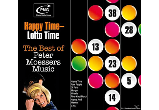 Peter Moesser - The Best Of Peter Moessers Music-Happy Time Lotto Time - (CD)
