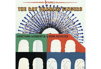 Ray Singers Charles - Something Wonderful - (CD)