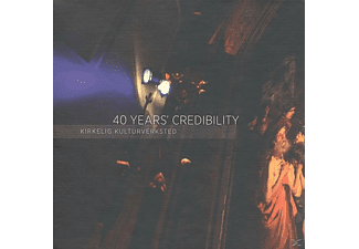 VARIOUS - 40 Years Credibility - (CD)