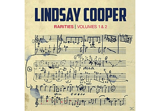 Lindsay Cooper - Rarities Volumes 1 & 2 - (CD)