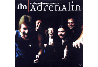 Rodgau Monotones - Adrenalin - (CD)