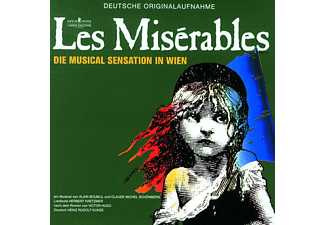 Musical - Les Miserables - (CD)