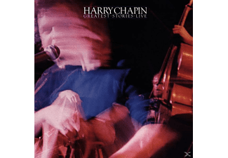 Harry Chapin - Greatest Stories [CD]