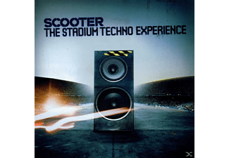 Scooter - The Stadium Techno Experience - (CD)