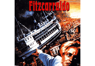 Popol Vuh - Fitzcarraldo (Orig.Soundtrack) - (CD)