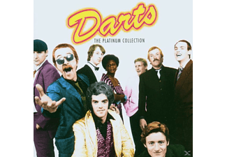 Darts - The Platinum Collection [CD]