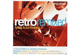 VARIOUS - Retro:Remixed Vol.1 - (CD)