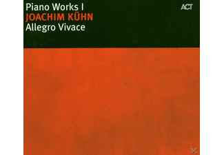 Kuehn Joachim - Allegro Vivace-Piano Works [CD]