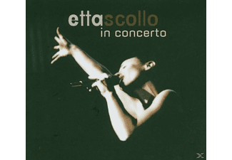 Etta Scollo - In Concerto - (CD)