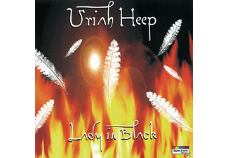 Uriah Heep - LADY IN BLACK [CD]
