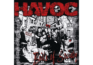 Havoc - Boils Of Society [CD]