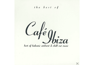 VARIOUS - Best Of Cafe Ibiza - (CD)