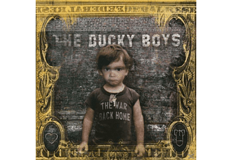 The Ducky, The Ducky Boys - The war back home [CD]