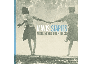Mavis Staples - We'll Never Turn Back [CD]