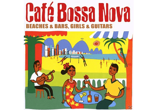 VARIOUS - Cafe Bossa Nova - (CD)