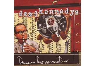 Dead Kennedys - Milking The Sacred Cow - (CD)