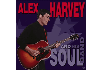 Alex Harvey - Alex Harvey & His Soulband - (CD)
